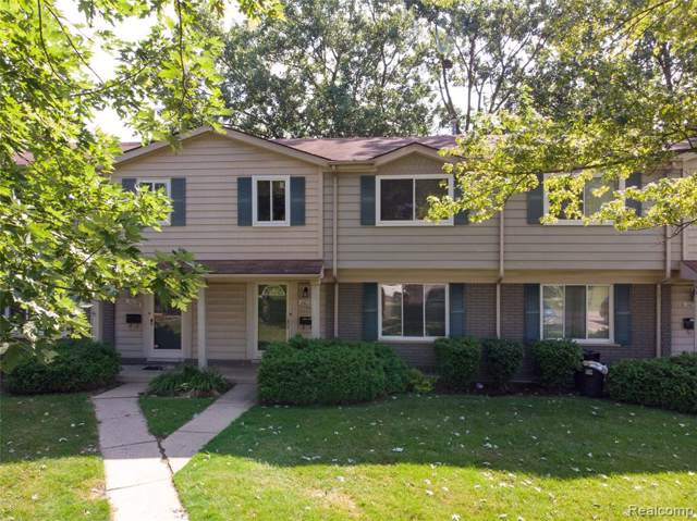 26090 Franklin Pointe Drive, Southfield, MI 48034 (#219095864) :: The Mulvihill Group