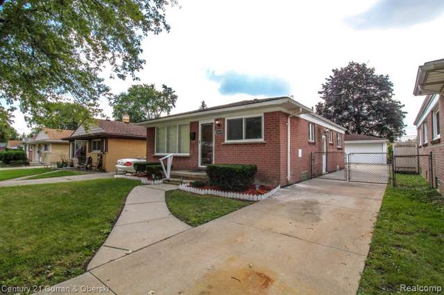 24099 Hanover Street, Dearborn Heights, MI 48125 (#219095914) :: RE/MAX Classic