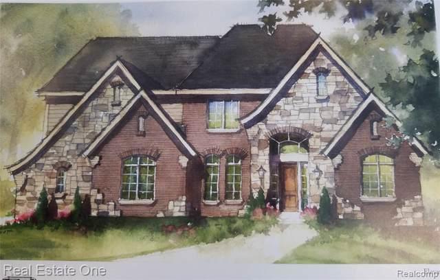 1942 Nottingham Drive, Rochester Hills, MI 48307 (#219095934) :: The Alex Nugent Team | Real Estate One