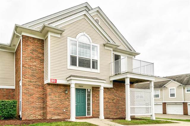 16820 Dover Drive #109, Northville Twp, MI 48168 (MLS #543268808) :: The John Wentworth Group