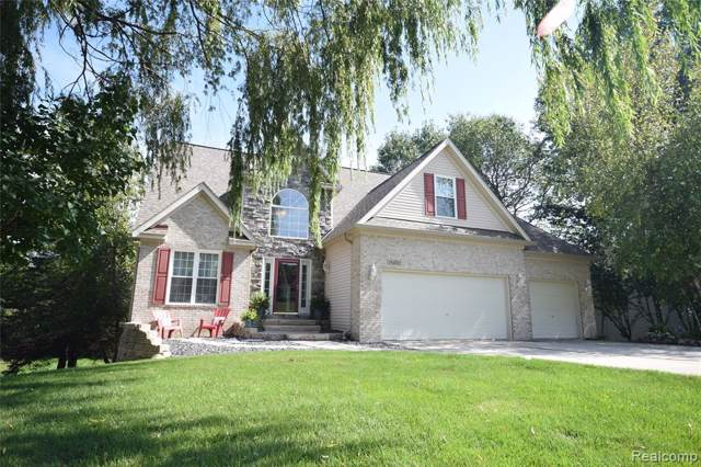 16201 Pine Lake Forest Drive, Fenton Twp, MI 48451 (#219095959) :: RE/MAX Classic