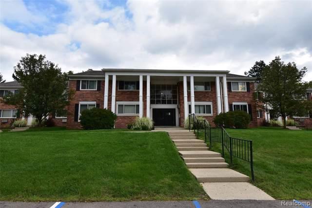525 Fairbrook Street #204, Northville, MI 48167 (#219095974) :: GK Real Estate Team