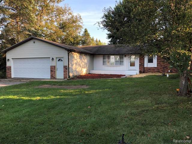 8330 Perry Road, Atlas Twp, MI 48439 (#219095980) :: RE/MAX Nexus