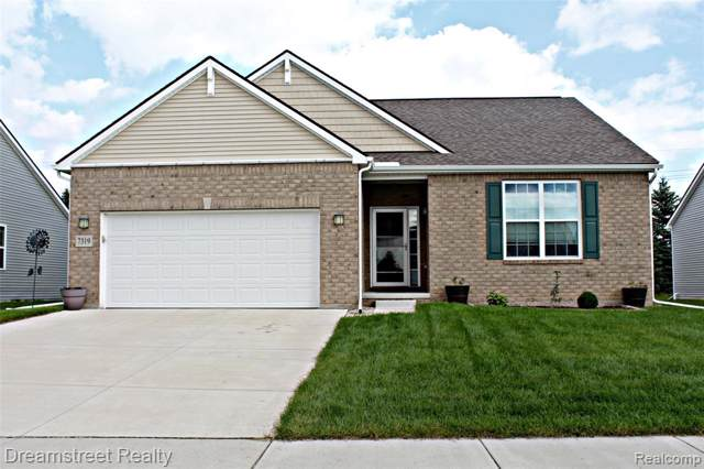 7319 E Brook Drive, Ypsilanti Twp, MI 48197 (MLS #219095987) :: The Toth Team