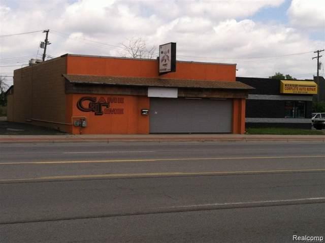 9310-14 Michigan Avenue, Detroit, MI 48210 (MLS #219096045) :: The Toth Team