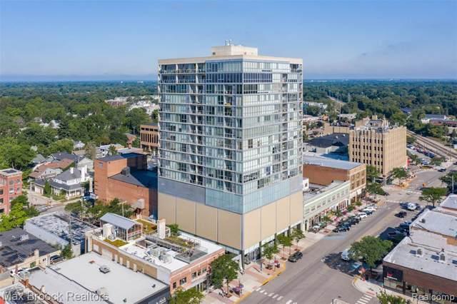 432 S Washington Avenue #906, Royal Oak, MI 48067 (#219096070) :: The Buckley Jolley Real Estate Team