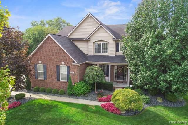 648 Wade Court, Rochester Hills, MI 48307 (#219096091) :: The Alex Nugent Team | Real Estate One