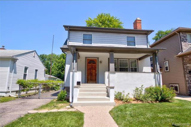 319 Dewey Street, Royal Oak, MI 48067 (#219096113) :: GK Real Estate Team
