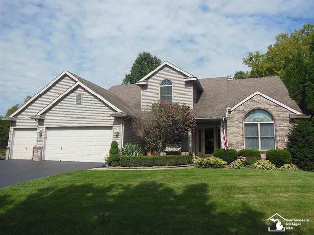 1154 Eagle, Bedford Twp, MI 48182 (MLS #57031394668) :: The Toth Team