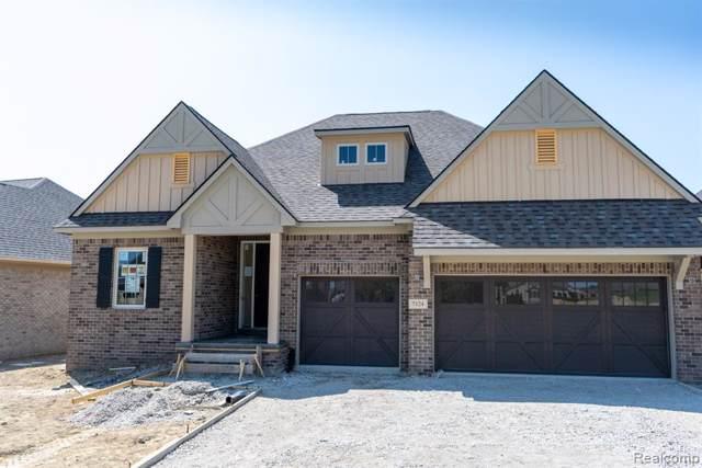 7124 Middlecoff Drive, Washington Twp, MI 48094 (#219096119) :: Duneske Real Estate Advisors
