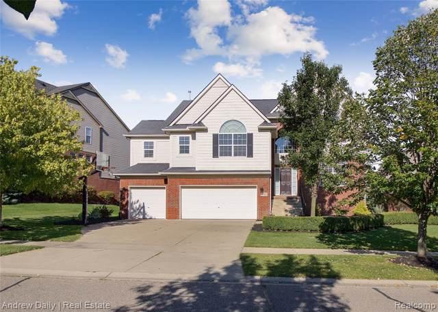 49767 Parkside Drive, Northville Twp, MI 48168 (#219096121) :: Duneske Real Estate Advisors