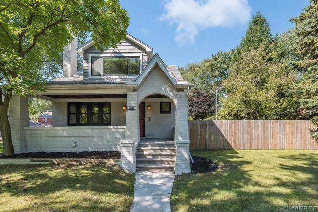 803 N Campbell Road, Royal Oak, MI 48067 (#219096125) :: The Buckley Jolley Real Estate Team