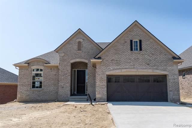 7136 Middlecoff Drive, Washington Twp, MI 48094 (#219096130) :: Duneske Real Estate Advisors