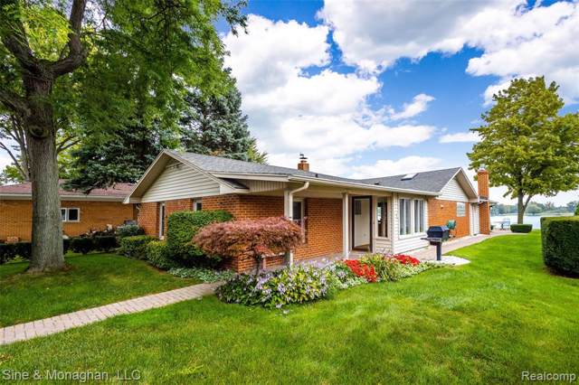3549 River Road, East China Twp, MI 48054 (#219096210) :: The Buckley Jolley Real Estate Team
