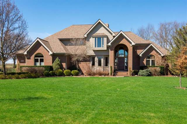 9766 Woodbend Drive, York Twp, MI 48176 (#543268877) :: The Buckley Jolley Real Estate Team