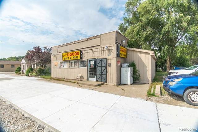 1629 E Auburn Road, Rochester Hills, MI 48307 (#219096220) :: The Alex Nugent Team | Real Estate One
