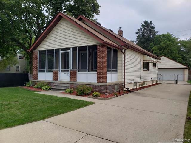 21706 Inkster Road, Southfield, MI 48033 (#219096292) :: The Mulvihill Group