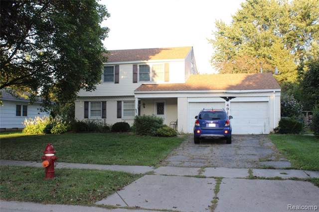 4914 Hyde Park Drive, Troy, MI 48085 (#219096301) :: Team Sanford