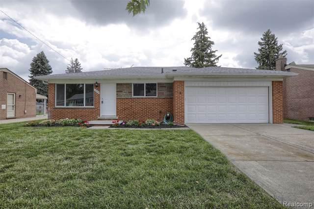 14130 Alger Avenue, Warren, MI 48088 (#219096307) :: The Buckley Jolley Real Estate Team