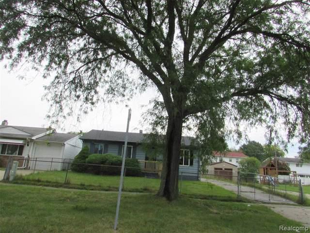 6706 Fleming Road, Flint, MI 48504 (#219096341) :: The Mulvihill Group