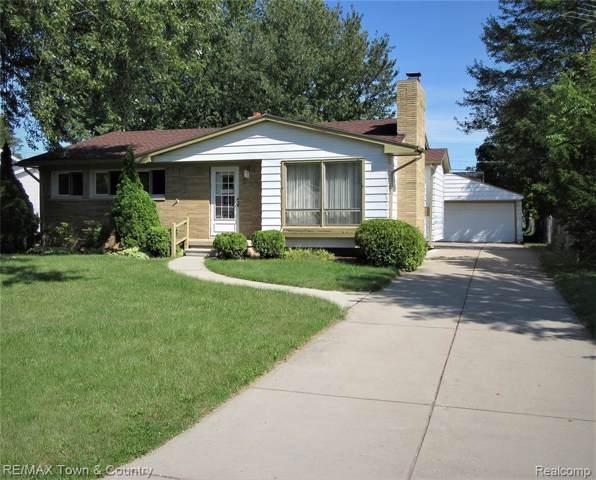 2109 Deerfield Drive, Flint Twp, MI 48532 (#219096342) :: The Buckley Jolley Real Estate Team