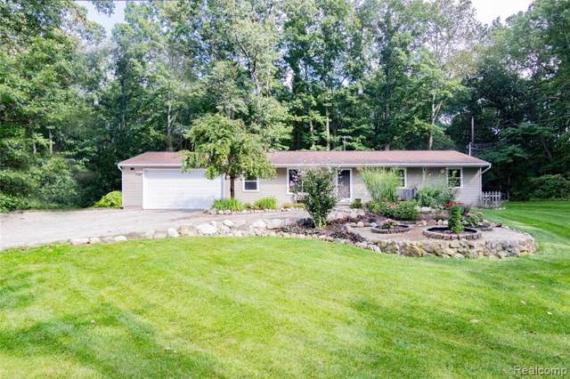 7810 Rosmar Drive, Rose Twp, MI 48442 (#219096353) :: RE/MAX Classic