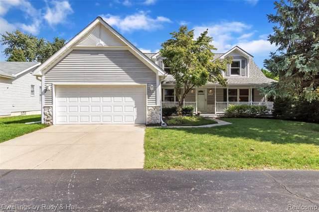 8106 Emerald Lane W, Westland, MI 48185 (#219096355) :: Duneske Real Estate Advisors