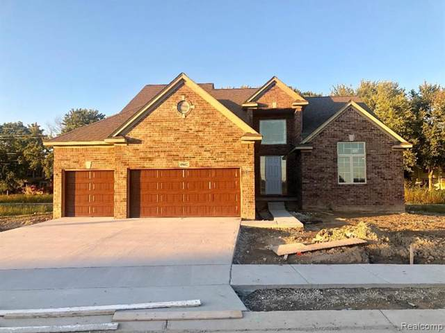 49602 Manistee Drive, Chesterfield Twp, MI 48047 (#219096370) :: Alan Brown Group
