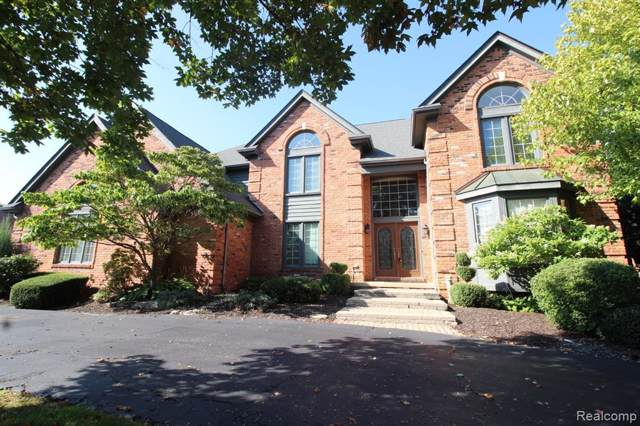 2532 Cedar Brook Court, Rochester Hills, MI 48309 (#219096379) :: RE/MAX Nexus