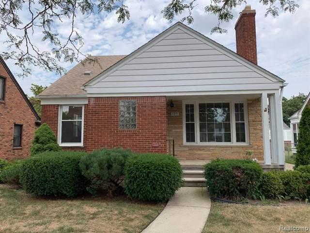 155 S Vernon Street, Dearborn, MI 48124 (#219096405) :: The Buckley Jolley Real Estate Team