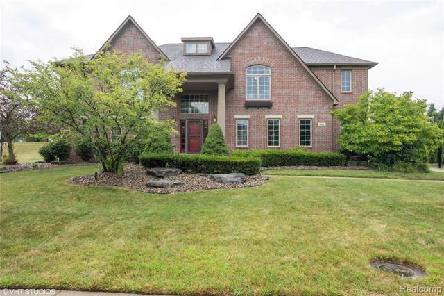 1591 Tradition Drive, Canton Twp, MI 48187 (#219096409) :: RE/MAX Classic