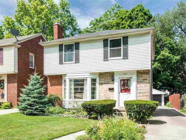 1105 N Washington Ave, Royal Oak, MI 48067 (#58031394760) :: The Alex Nugent Team | Real Estate One