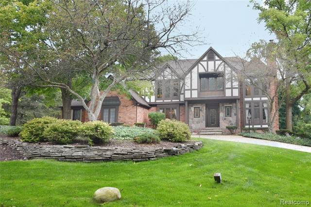 510 Tall Tree Ln, Bloomfield Hills, MI 48302 (#219096437) :: RE/MAX Nexus