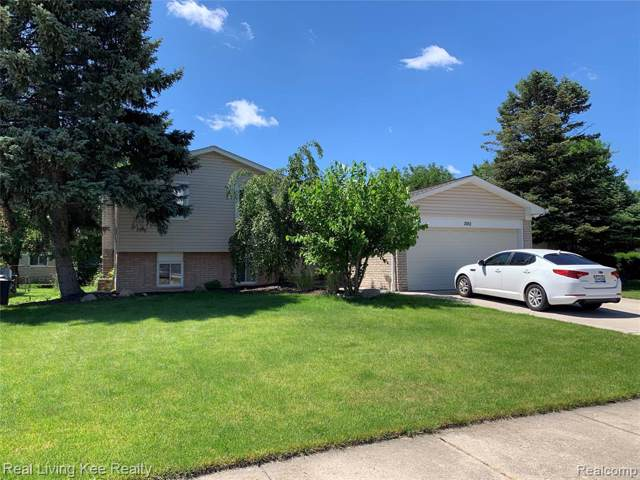 2052 Logan Drive, Sterling Heights, MI 48310 (#219096441) :: RE/MAX Nexus