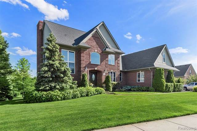 2524 Nickelby Drive, Shelby Twp, MI 48316 (#219096460) :: The Alex Nugent Team | Real Estate One