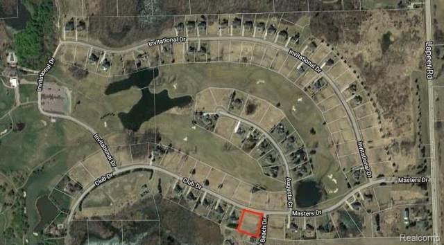 1359 Masters Drive, Metamora Twp, MI 48455 (#219096466) :: The Buckley Jolley Real Estate Team