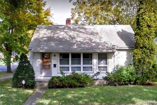 2201 Kentucky Avenue, Flint, MI 48506 (#219096530) :: The Mulvihill Group