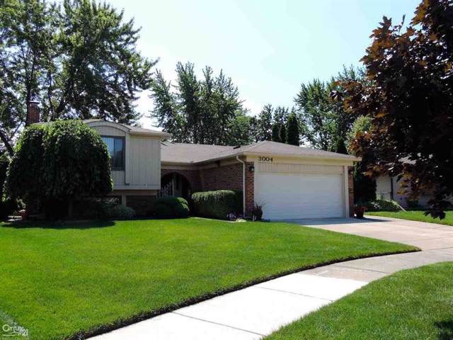 3004 Gloucester, Sterling Heights, MI 48310 (#58031394793) :: RE/MAX Nexus