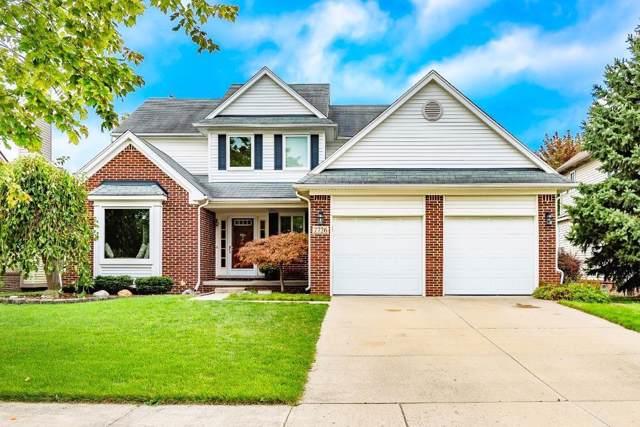 7726 Greene Farm Drive, Ypsilanti Twp, MI 48197 (#543268833) :: GK Real Estate Team