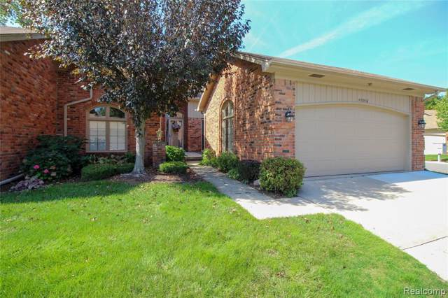 41039 W Rosewood Drive, Clinton Twp, MI 48038 (#219096563) :: The Buckley Jolley Real Estate Team