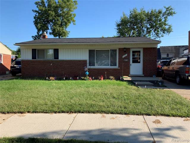 9727 Sylvester Street, Taylor, MI 48180 (#219096581) :: The Mulvihill Group
