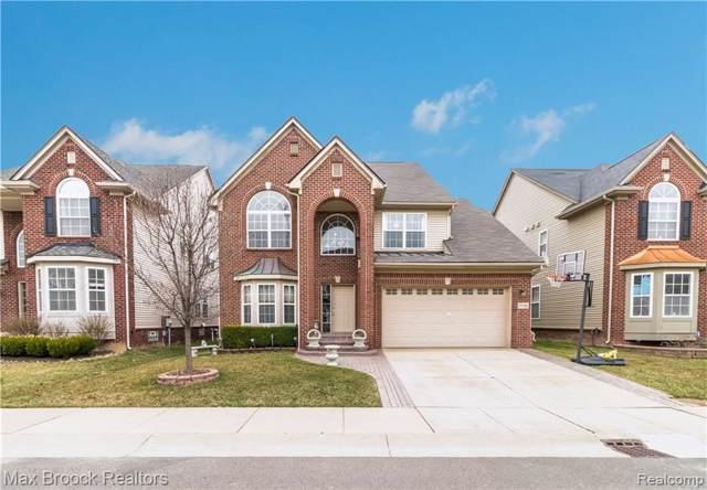 27586 Cromwell Road, Novi, MI 48374 (#219096591) :: Duneske Real Estate Advisors