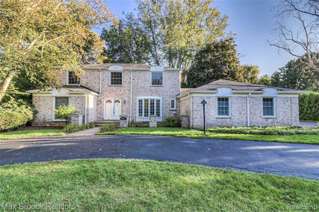 4467 Stony River Drive, Bloomfield Twp, MI 48301 (MLS #219096592) :: The Toth Team