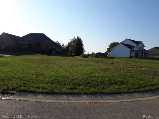 Lot 32 Copper Ridge Circle, Davison Twp, MI 48423 (#219096621) :: The Buckley Jolley Real Estate Team