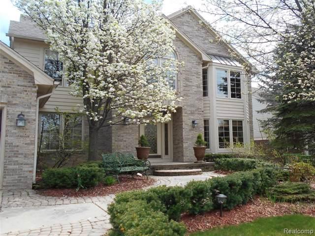 218 Glenmoor Drive, Rochester, MI 48307 (#219096625) :: The Alex Nugent Team | Real Estate One
