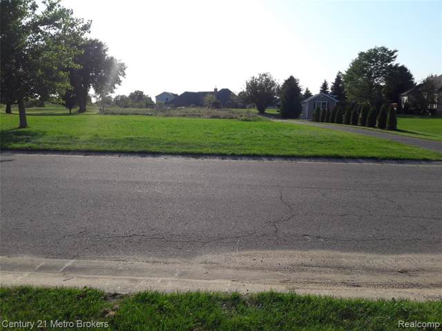 Lot 29 Copper Ridge Drive, Davison Twp, MI 48423 (#219096630) :: The Buckley Jolley Real Estate Team