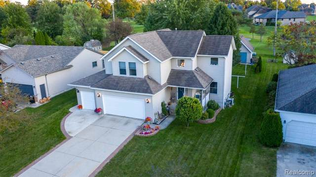4221 Blue River Drive, ST. CLAIR TWP, MI 48079 (MLS #219096640) :: The Toth Team