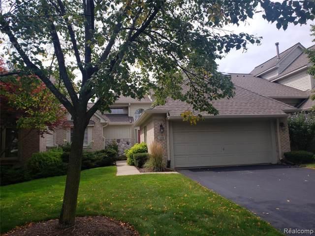 339 Saint Lawrence Boulevard #65, Northville, MI 48168 (#219096653) :: RE/MAX Classic