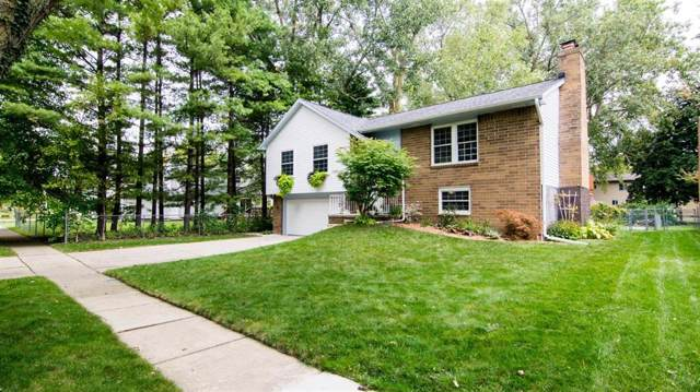 5911 W Raintree Court, Ypsilanti Twp, MI 48197 (#543268739) :: Keller Williams West Bloomfield