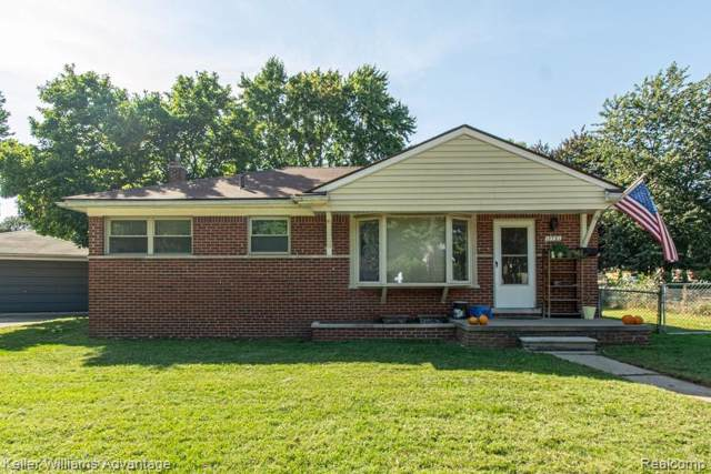 18791 Norwich Road, Livonia, MI 48152 (#219096697) :: Duneske Real Estate Advisors